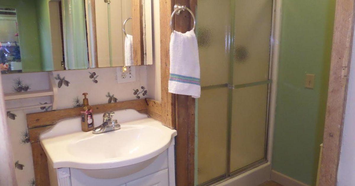 Guest Bathroom Makeover On A Budget Hometalk