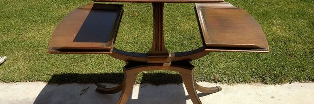 q what type of table is this