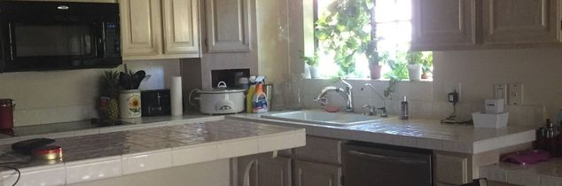 q what would you do with this kitchen