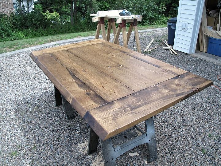 Make this beginner dining room table for under 100 for Dining room tables under 100
