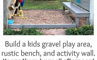 Diy Wooden Cable Spool Project Kid S See Saw Hometalk