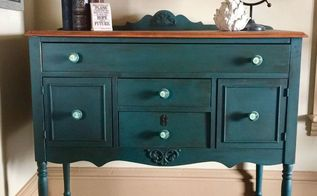 little sideboard big redo