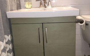 Bathroom Vanity Makeover bathroom vanity makeover | hometalk