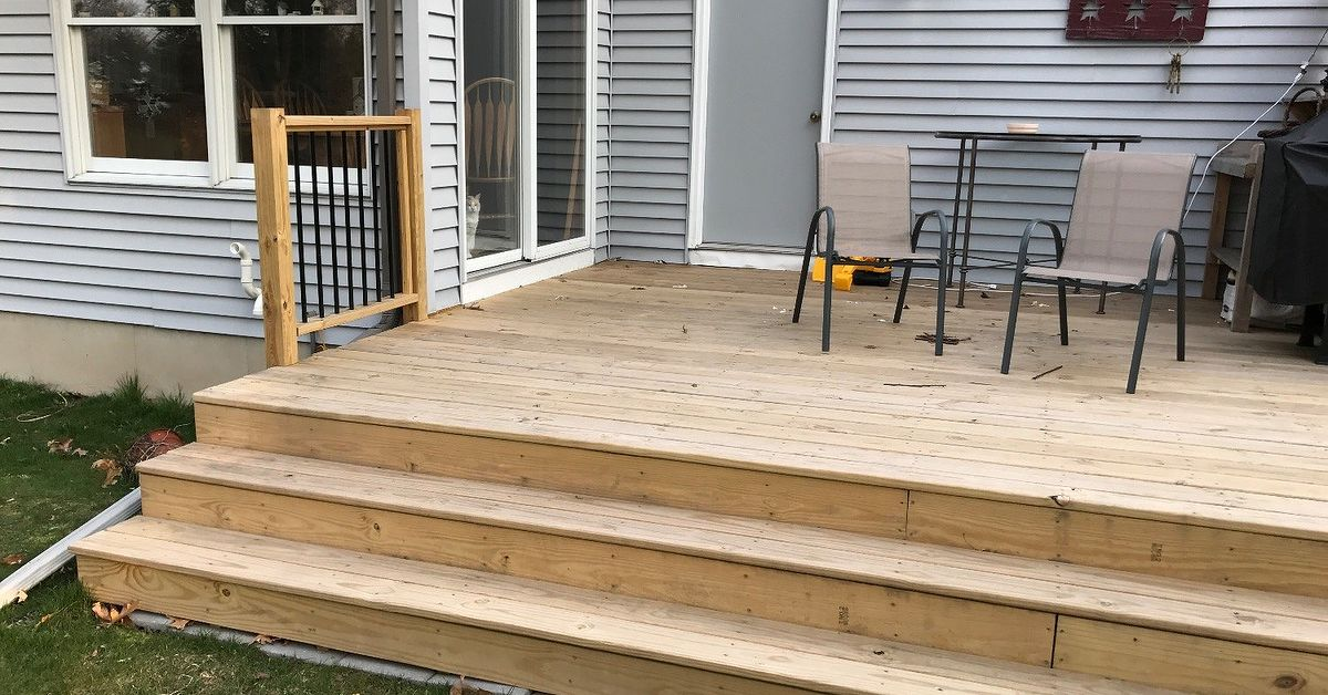 what is the best product to stain my new deck i want to keep it that