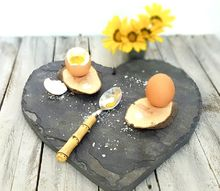 how we made some rustic egg cups easy diy