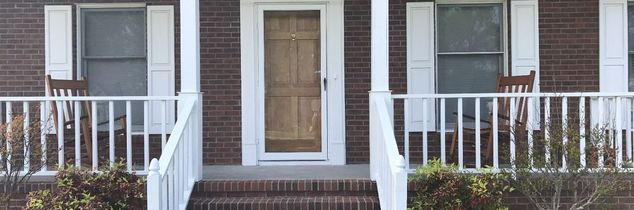 q front door ideas