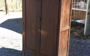 refresh an armoire with overlays