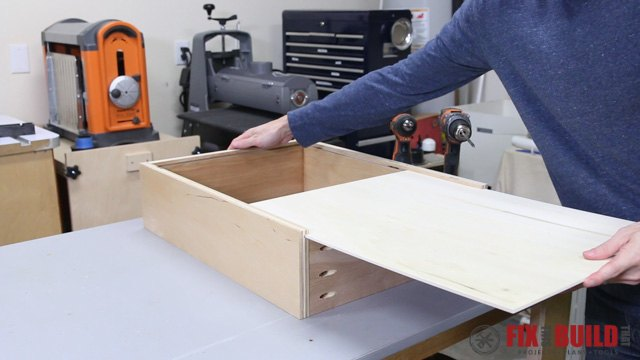 Diy Pull Out Kitchen Cabinet Trash Can