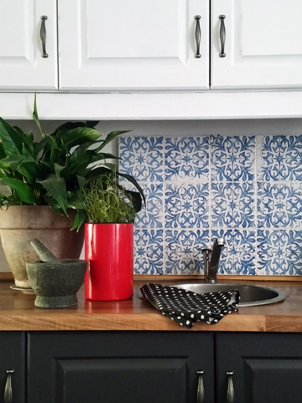 Quick and easy diy for an inexpensive kitchen makeover hometalk - Easy cheap kitchen makeovers ...