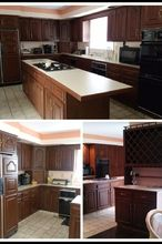 1980s traditional kitchen update, Before 1980s Traditional Kitchen