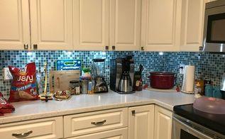 my kitchen update
