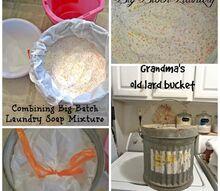 big batch laundry soap update