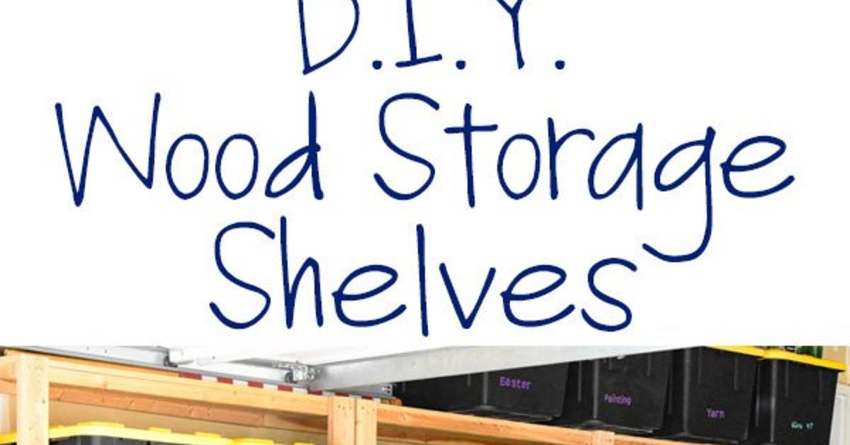 how to put up box shelves