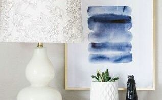 how to style a nightstand