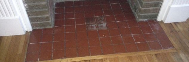 q what can i do to spruce up the tile