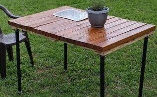 pallet picnin table