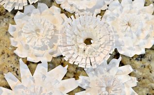 diy paper flower from paper plates