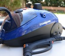 10 ways to use a steam cleaner around the home