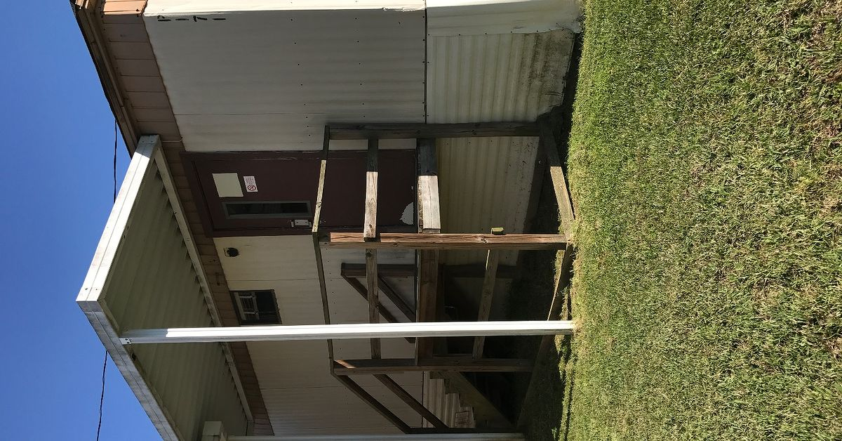 Portable Building Skirting : I need skirting ideas hometalk