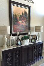 re purposing old furniture