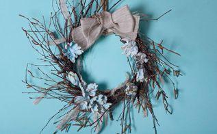 diy twig wreath tutorial