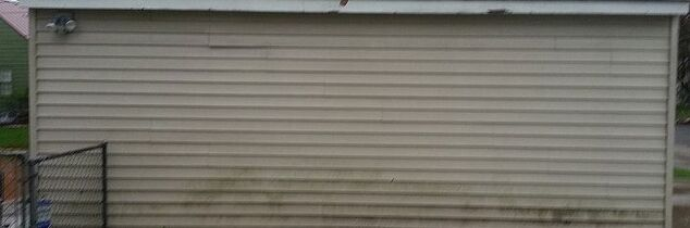 q how do i make a waterfall from my garage roof
