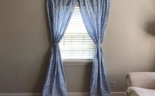 no sew curtains curtain rod for less than 15