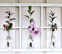 window frame address wall feature