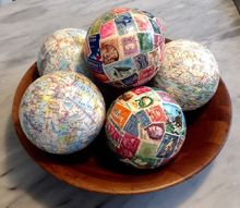 diy decorative spheres