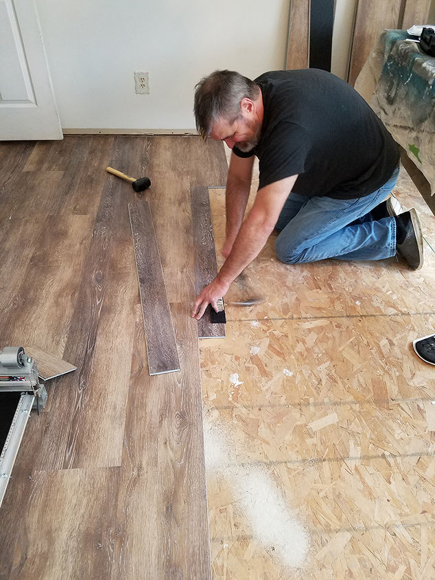 How To Install Vinyl Plank Flooring Hometalk