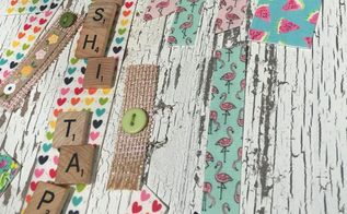 fabric washi tape