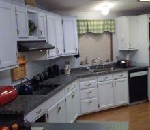 manufactured home kitchen makeover