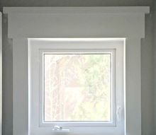 an inexpensive way to add privacy to windows in a rental property