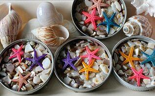 diy beach themed coasters