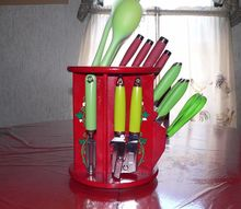 knife block redoux
