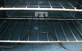 how to clean your oven with just baking soda