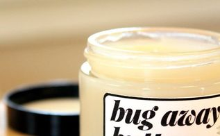 diy bug away butter