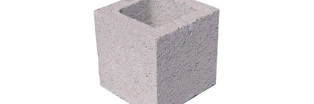q in need of concrete block or cinder blocks
