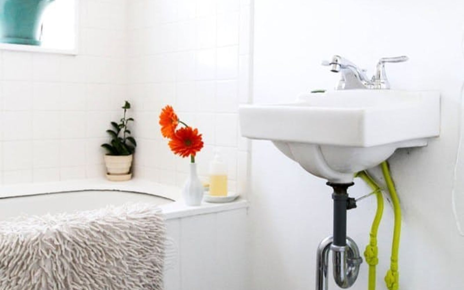 s 11 easy ways to refresh your old bathtub, Clean Your Porcelain Tub