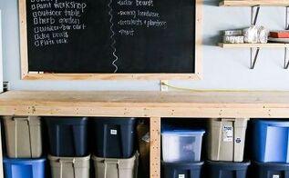 how to create a giant chalkboard