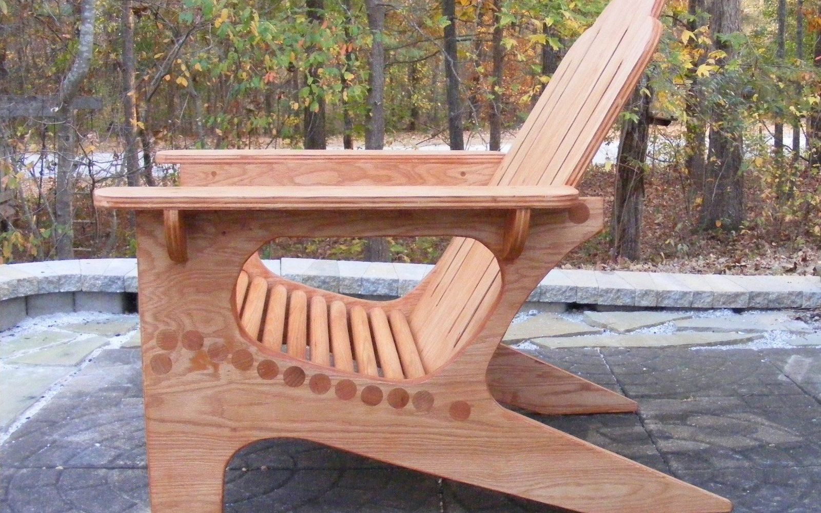 s 12 pool chair ideas we never would have thought of, Build Your Own Adirondack Chair