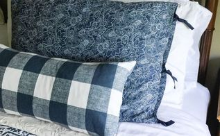 diy pillow shams for 7