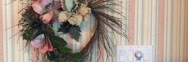 q update a wreath