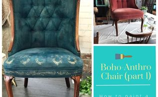 create fabric dye with chalk style paint