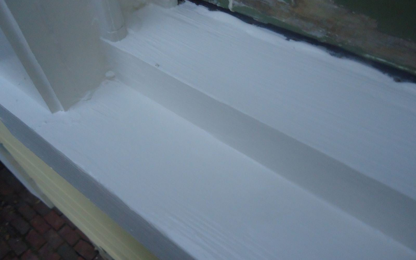 s 30 tricks to help you fix the wood in your home, Use Wood Epox To Repair A Wooden Windowsill