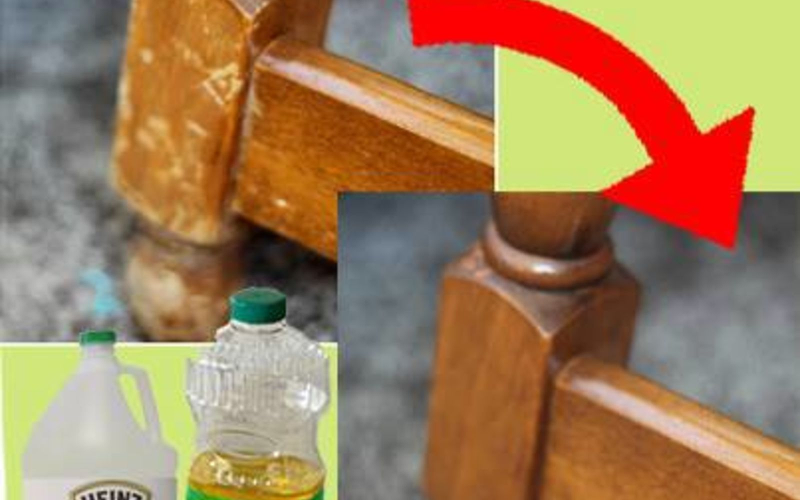 s 30 tricks to help you fix the wood in your home, Beautify Wood With Vinegar And Canola Oil