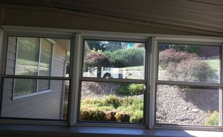 q what kind of window treatments should i use in my sunroom