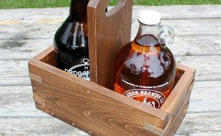 craft beer growler carrier