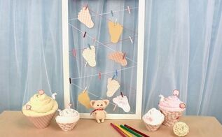 diy baby shower decor ideas