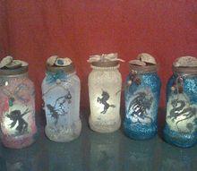 mythical creature solar lanterns